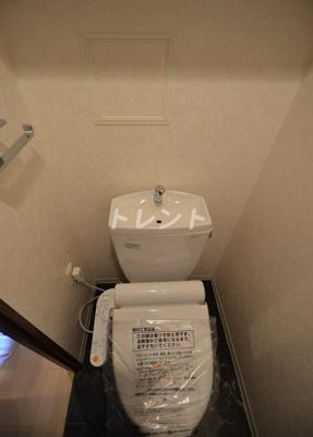 【トイレ】オーククレストビル