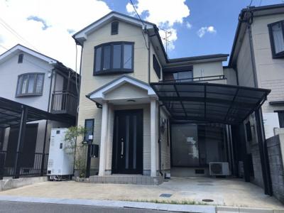 【外観】柳本町 テラスハウス