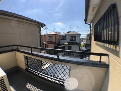 【展望】柳本町 テラスハウス