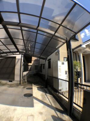 【駐車場】柳本町 テラスハウス