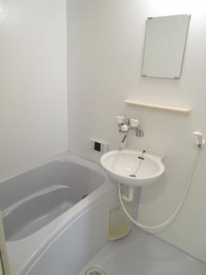 【浴室】アパルトメントオレンジハウスマキ