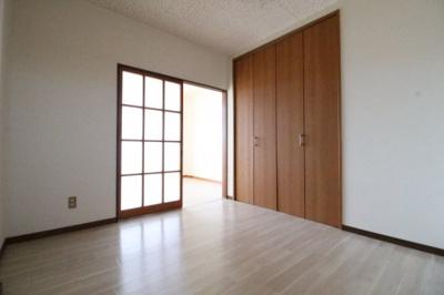 【寝室】第2真黒ビル