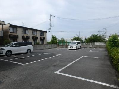 【駐車場】ダイヤモンドハイツKII
