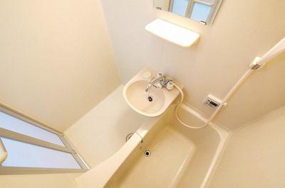 【浴室】ライズマンション