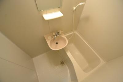 【浴室】ハイツモカ