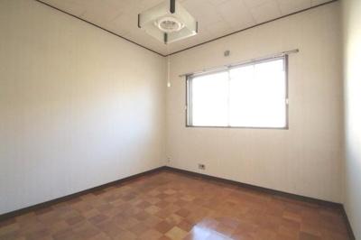 4.5帖洋室です。