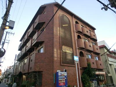 ラパンジール阿倍野 鉄骨造 6階建