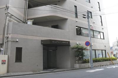 【外観】ピュアシティ東神奈川