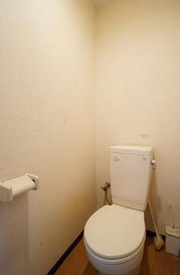 トウセン池袋ビルのトイレ