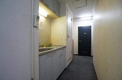 トウセン池袋ビルのキッチン☆