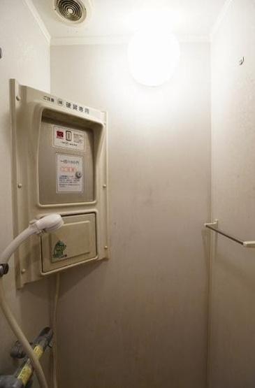 トウセン池袋ビルのシャワールーム☆