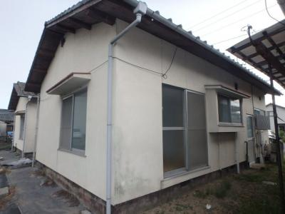【外観】中島 借家