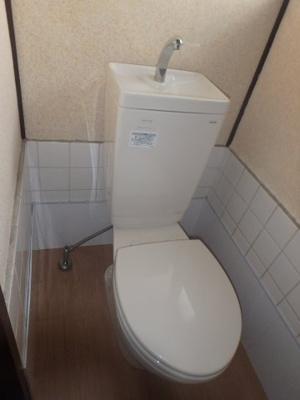 【トイレ】中島 借家