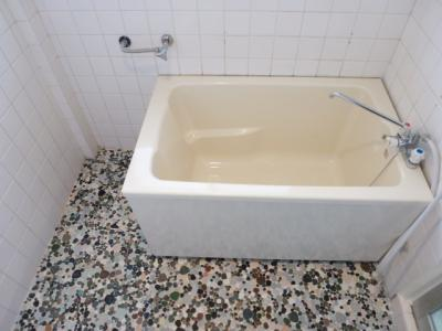 ゆったりお風呂は疲れも癒されますね