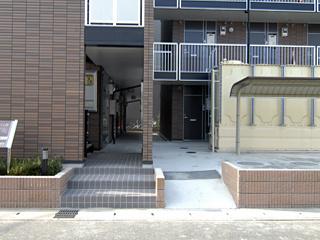 【玄関】栄町