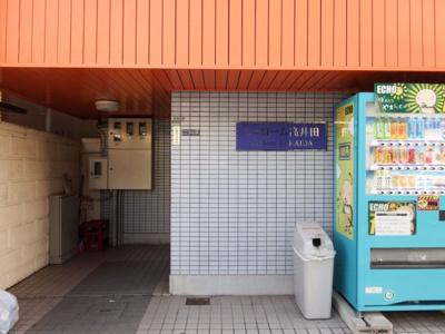 【外観パース】シャローム高井田