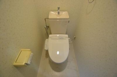 【トイレ】住吉ライフパンション