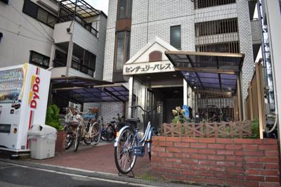【外観パース】センチュリーパレス高井田