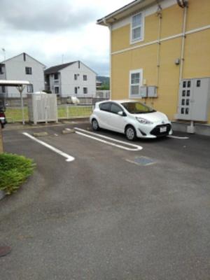 【駐車場】エレガントハウスM