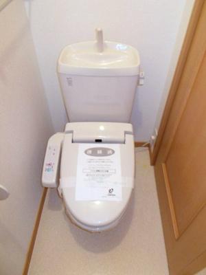 【トイレ】エレガントハウスM