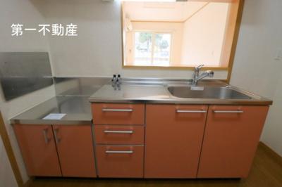 【キッチン】ウィルヴェスティージ壱番館
