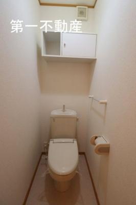 【トイレ】ウィルヴェスティージ壱番館