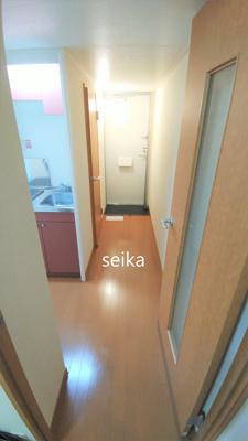 屋根付駐輪場