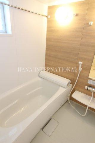 【浴室】ヴェルサン調布