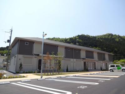 【外観】ロイヤルタウン篠山口B棟