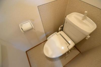 【トイレ】セゾン六甲