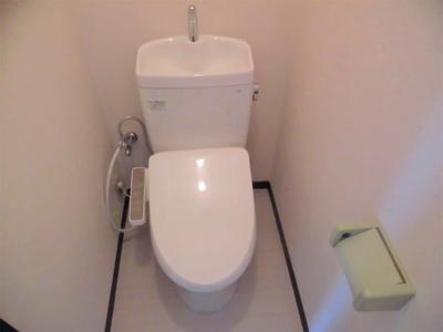 【トイレ】ラポールおおいB