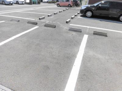 【駐車場】ラポールおおいB