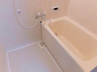 【浴室】ラポールおおいB