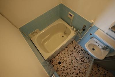 【浴室】加登マンション