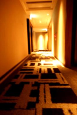 うち廊下です。