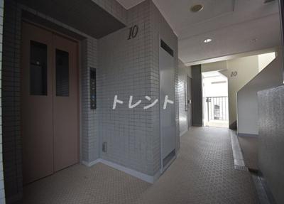 【その他共用部分】クオリア銀座三丁目