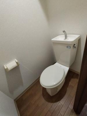 【トイレ】グレージュ立花