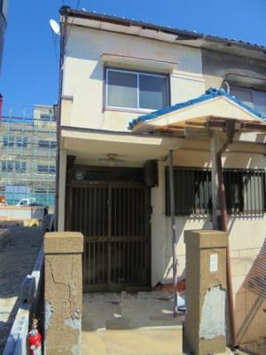【外観】住道矢田2丁目テラスハウス
