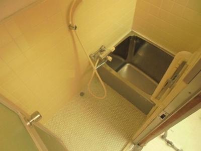 【浴室】住道矢田2丁目テラスハウス