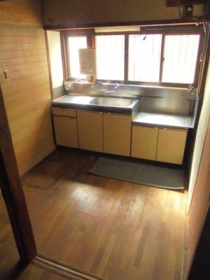 【キッチン】住道矢田2丁目テラスハウス