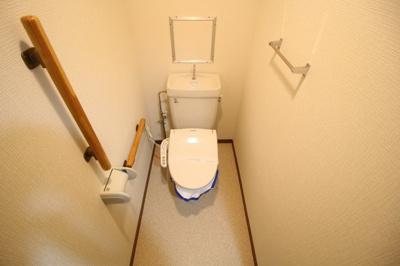 【トイレ】フェニーチェ神戸