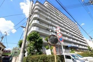 鶴橋駅徒歩5分の好立地マンション