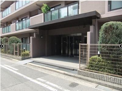 【外観】ファミール八尾桜ケ丘参番館