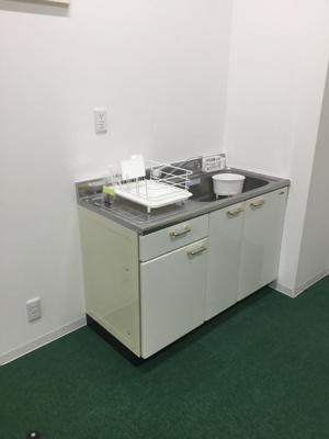 【キッチン】クリスタルモール大濠
