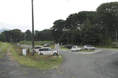【駐車場】山南Ⅱ号棟