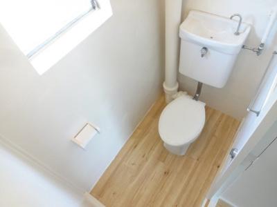 【トイレ】山南Ⅱ号棟