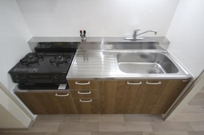 【キッチン】サンパレス六甲