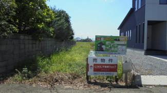 【土地図】坂出市加茂町売土地