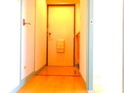 【玄関】アーバンハイム