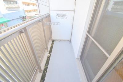 【バルコニー】オープンドア・福島